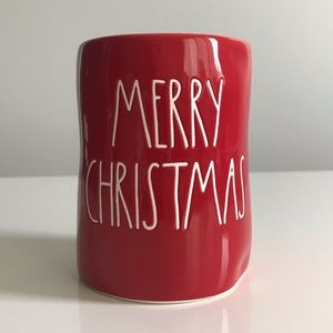 Rae Dunn Merry Christmas 🎄 scented candle